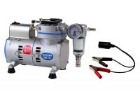Oil-Free Portable Laboratory Vacuum Pump
