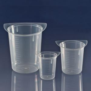 Tri-Corner Polypropylene Beaker