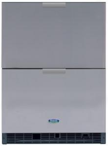 6CRD Two Drawer Undercounter Refrigerator