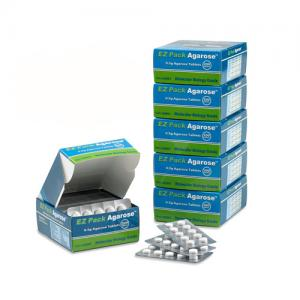 EZ Pack Agarose Tablets
