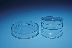 Petri Dishes, Borosilicate Glass