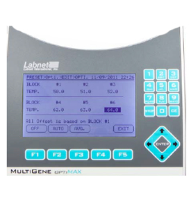 MultiGene Optimax Thermal Cycler