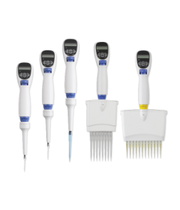Excel Electronic Laboratory Pipettes - 12 Channel