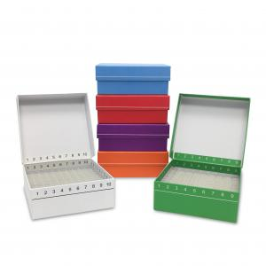 FlipTop Hinged Cardboard Freezer Boxes