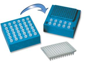 CoolCube Microtube and PCR Plate Cooler
