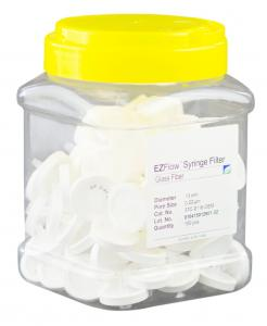 EZFlow Syringe Filter, Glass Fiber