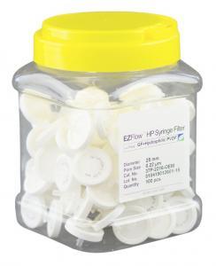 EZFlow Syringe Filter, Hydrophilic PVDF