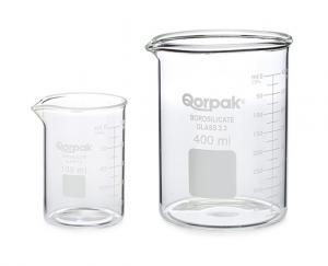 Graduated Low Form Griffin Beaker