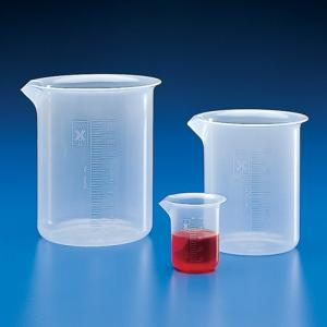 Kartell Polypropylene Griffin Beakers