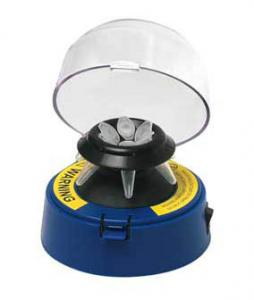 Mini-Centrifuge with 2 Rotors