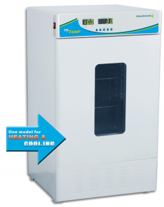 MyTemp Digital Incubator with Heating and Cooling