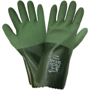 Nitrile Chemical Handling Gloves