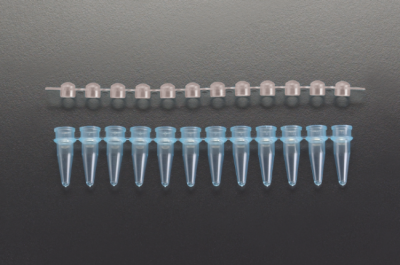 12-Strip PCR Tubes