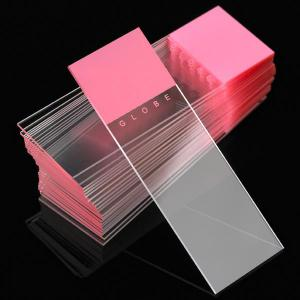 Diamond White Glass Color Coded Microscope Slides