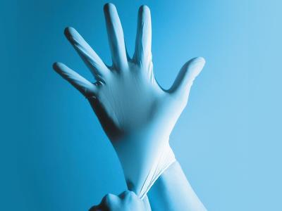 3mil Powder Free Nitrile Exam Gloves
