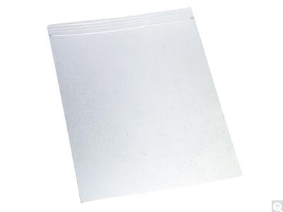 LDPE 4 MIL Clear Zip Bags